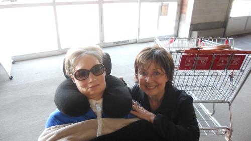 Mama Jules & Yvonne