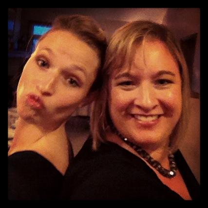 Jenna and I